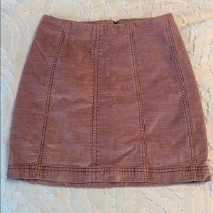 Free People Skirt, Modern Femme